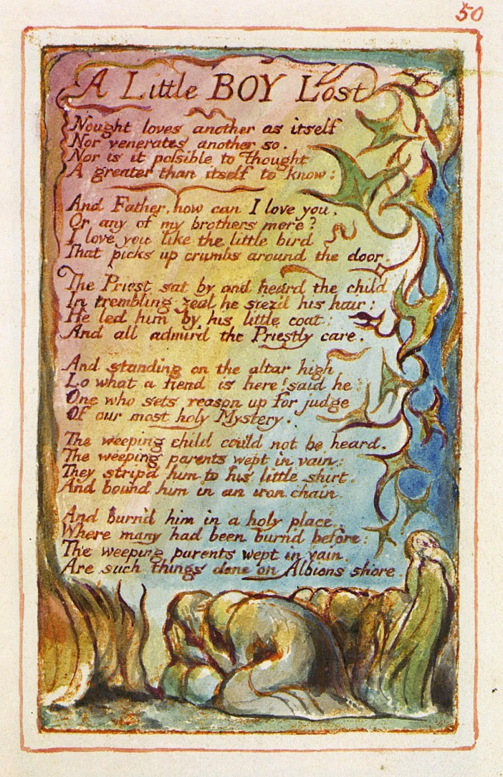 a-little-boy-lost-william-blake