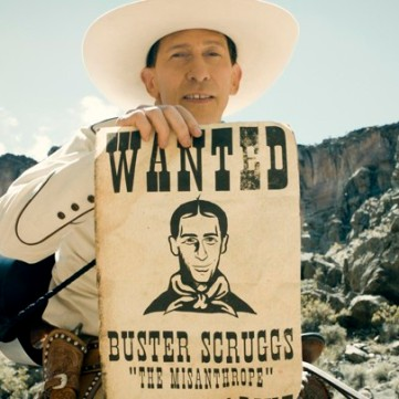 THE BALLAD OF BUSTER SCRUGGS CR: NETFLIX