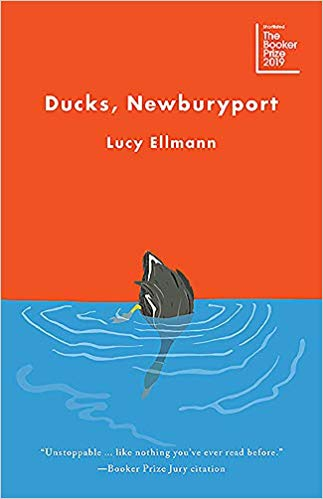 Ducks, Newburyport - Lucy Elliman